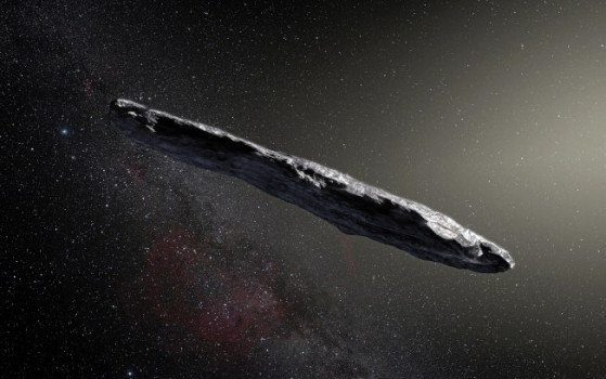 俄羅斯富翁要查新發現的星際小行星是否外星文明的太空船