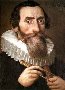 德國天文學家刻卜勒誕辰