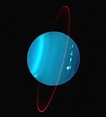 天王星合月