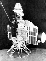52年前金星三號成功登陸金星