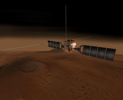 15年前今日歐洲太空總署首個火星探測衛星火星快車號發射升空