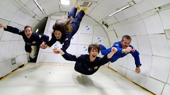 我要飛上天:太空人選拔實錄- 飛天夢圓