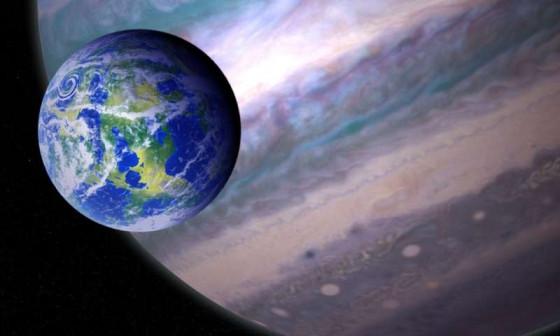 天文學家確定121顆可能有適居衛星的巨型系外行星