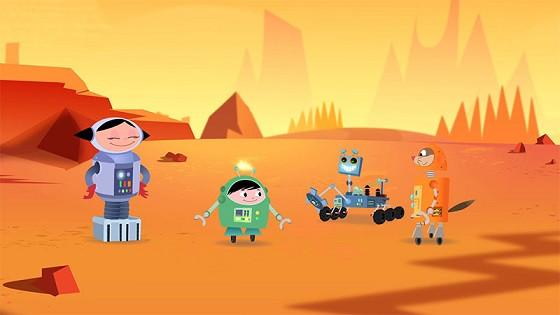 月兒與地球兒- 火星任務