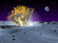 840年前首次月閃觀測報導