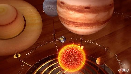 零距離科學3- 太陽系的秘密(重播)