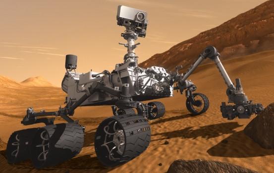 6年前今日好奇號火星探測車登陸火星