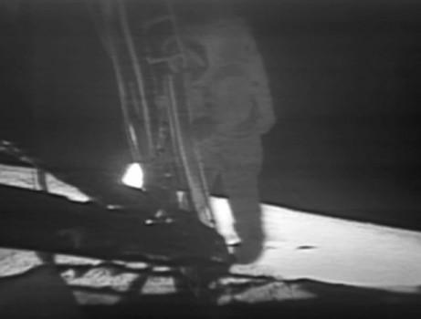 49年前人類首次登陸月球