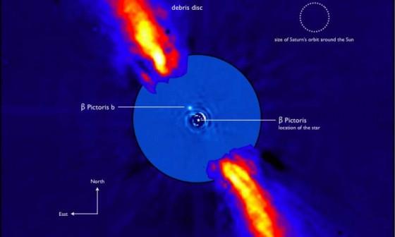 天文學家利用依巴谷和蓋亞衛星數據為初生系外行星稱重