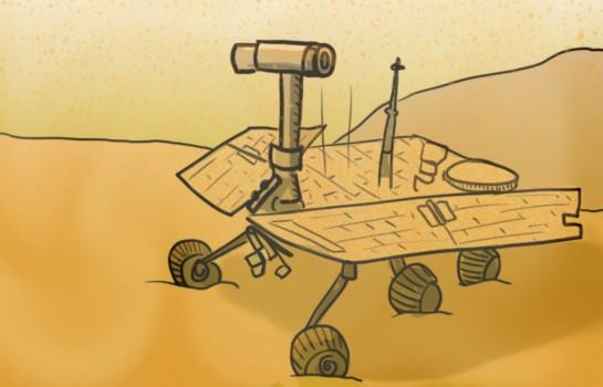 火星沙塵暴高峰可能已過機遇號火星車仍然未有回應