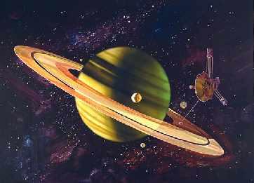 39年前今日先鋒11號太空船抵達土星