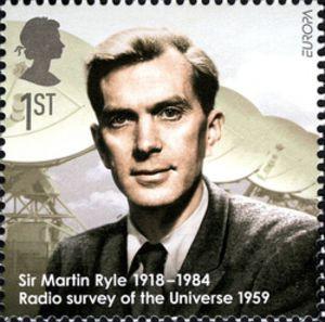 英國射電天文學家賴爾爵士誕辰