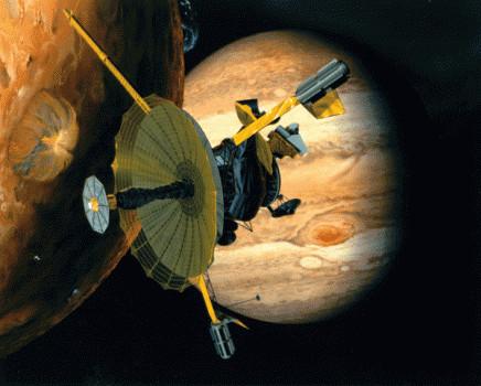 29年前今日美國發射伽利略號木星探測太空船