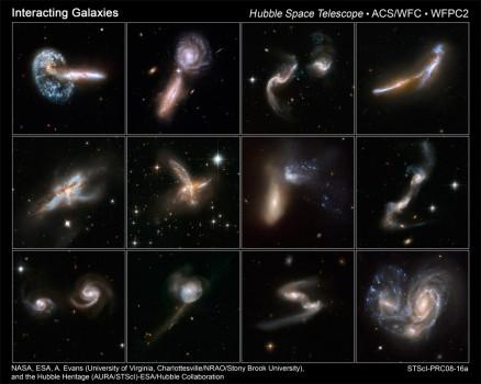 中國天文學家推測矮星系與銀河系在最近五億年間曾經合併