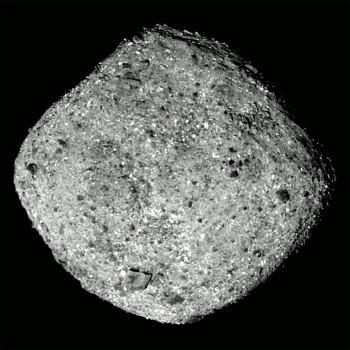 美國奧西里斯號太空船抵達班努小行星