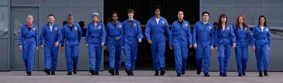 我要飛上天:太空人選拔實錄- 出色的領袖(重播)