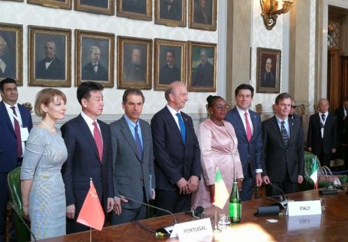 七國正式簽署平方公里陣列射電天文台公約