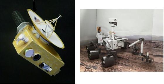 天文紙模型工作坊- 冥王星新貌.2