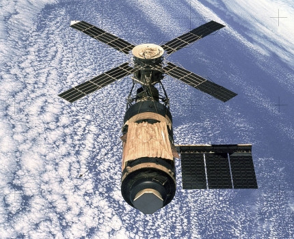 46年前今日美國發射天空實驗室