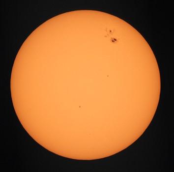 天文觀測:太陽觀測