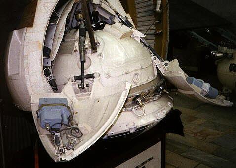 48年前今日第一個在火星表面登陸的人造物體火星二號發射升空