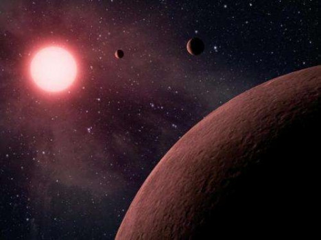 天文學家在熾熱的系外行星大氣層中發現稀有金屬