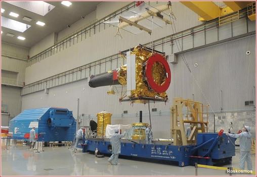 俄羅斯第二台高能X射線望遠鏡計劃下個月發射升空