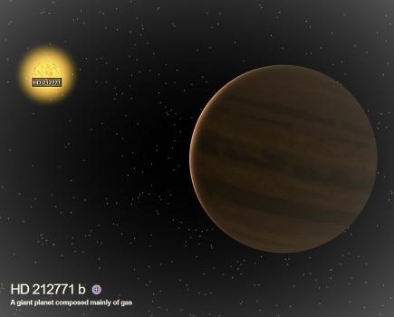 由香港人投票決定一顆系外行星的名字