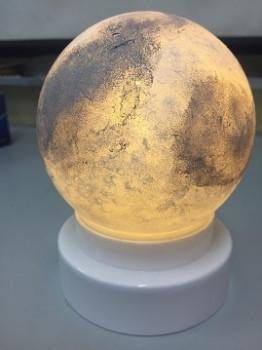 月球燈製作