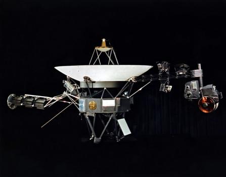 42年前今日航行者一號太空船發射升空