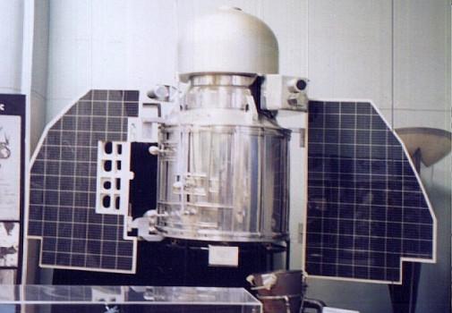 59年前今日前蘇聯發射了世界上第一艘火星探測太空船