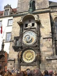 布拉格天文鐘落成609週年