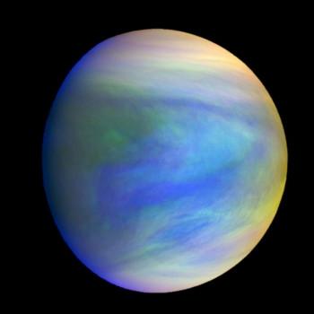 有硏究指出可能是微生物改變了金星氣候