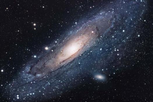 仙女座大星系是食人魔一生中吞噬過多個星系